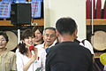 NHK News Kobe caravan at Aioi J09 242.jpg