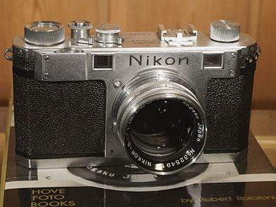 Nikon I, M and S - Wik...
