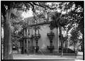 NORTH SIDE AND FRONT - Samuel P. Hamilton House, 330 Abercorn Street, Savannah, Chatham County, GA HABS GA,26-SAV,71-2.tif
