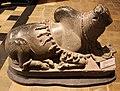 Nandi (toro cavalcato da shiva), dal tempio di ranacchodji a shamalaji, gujarat, 590 dc ca.jpg