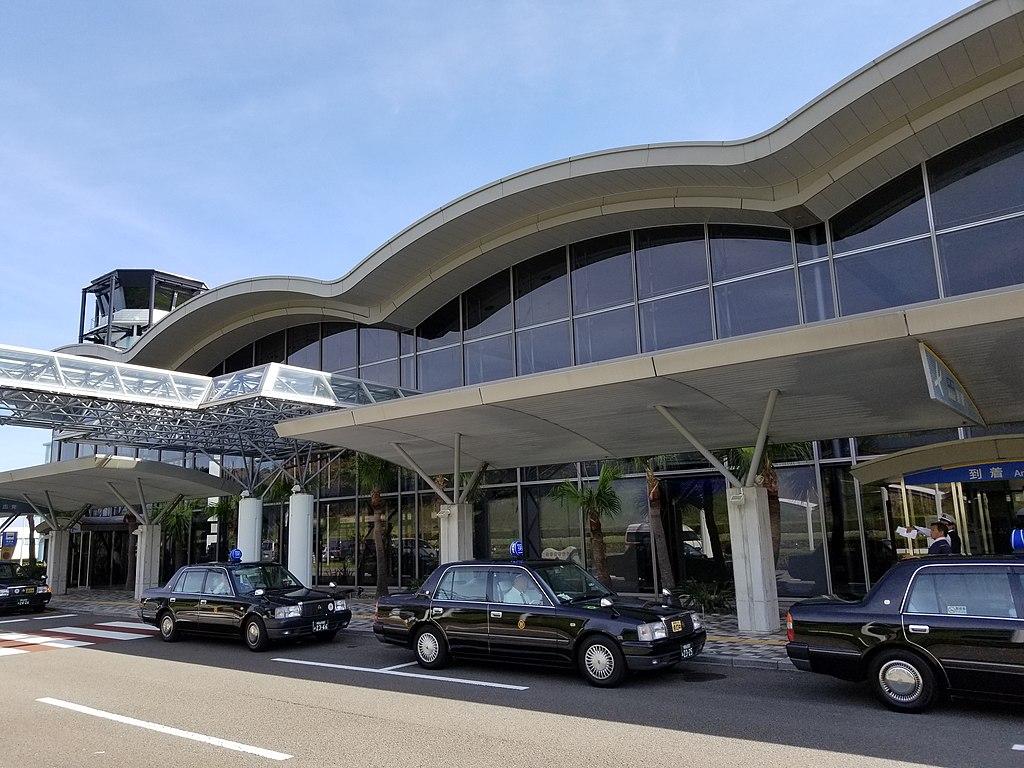 Nanki Shirahama Airport Terminal
