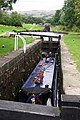Narrow Boat on the Huddersfield Narrow Canal - geograph.org.uk - 904884.jpg