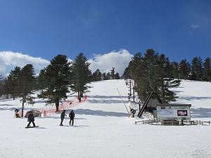 Westford, Massachusetts - Nashoba Valley Ski Area