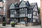 National Westminster Bank, Prestbury. Formerly known as the Priest's House..JPG