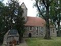 Naturdenkmal Esche an der Kirche Groß Ziescht 2019-08-04 (1).jpg