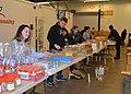 Naval Station Norfolk Junior Sailor Association (JSA) Volunteers at Local Food Bank 170131-N-YD083-004.jpg