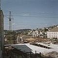 Nazareth Gezicht over de stad vanaf een bouwplaats, Bestanddeelnr 255-9276.jpg