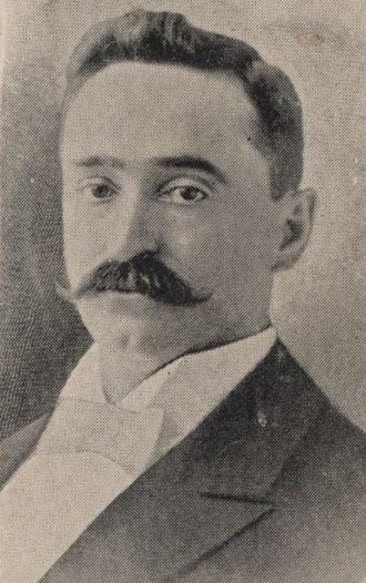 Ned Hanlon (baseball) - Hanlon in 1903 with Brooklyn