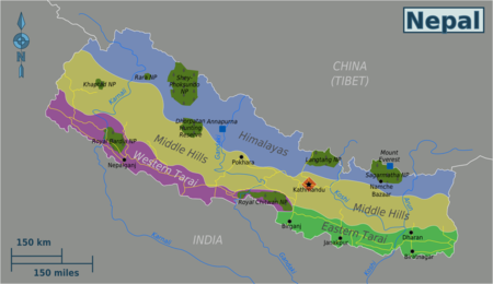 Nepal – Travel guide at Wikivoyage