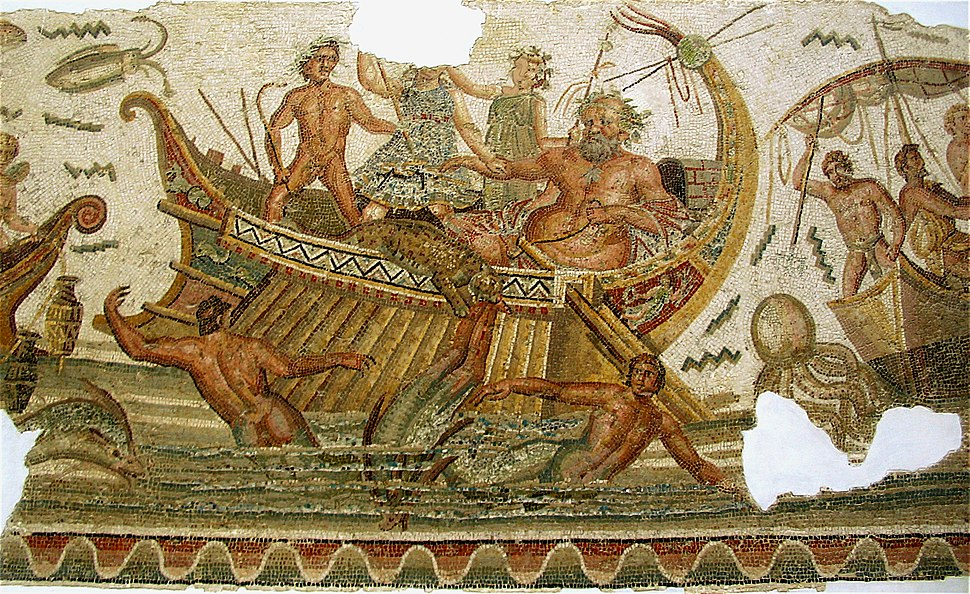 Neptune et les pirates