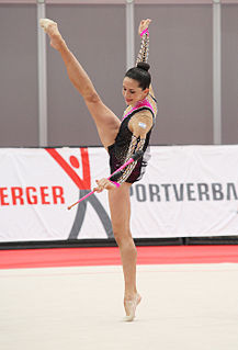 Neta Rivkin Israeli rhythmic gymnast