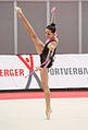Neta Rivkin ISR Rhythmische Gymnastin.JPG