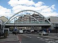 New Bridge carrying the East London Line over Shoreditch High Street, London - geograph.org.uk - 1456921.jpg