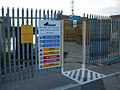 New Holland Dock - Entrance to the Quay - geograph.org.uk - 927683.jpg