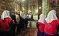 New Year's Eve celebrations at Vank Cathedral, Isfahan (27).jpg