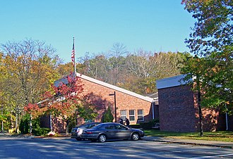 Newburgh, New York (town) - J. Malone Bannan Center, the town hall, named for a former (1967-1978) town supervisor