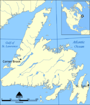 Little Bay Islands is located in Newfoundland