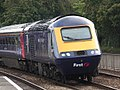 Newton Abbot - fGWR 43097 arriving from Plymouth.JPG