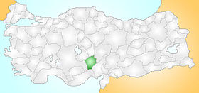Niğde Turkey Provinces locator.jpg