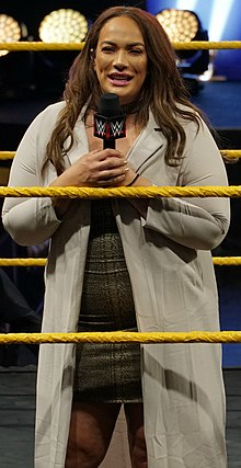 Nia Jax WrestleMania Axxess April 2018.jpg