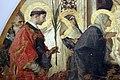 Niccolò barabino, cristo in trono tra maria e santi fiorentini, 1882-83, 02.JPG