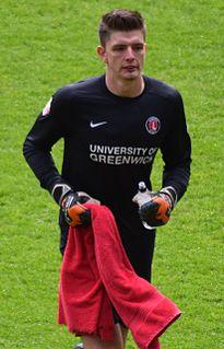 Nick Pope (footballer) English association football player
