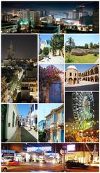 Nicosia – Veduta