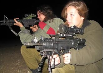 Women in the Israel Defense Forces - IDF Warrant Officers' training