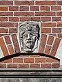 Nijmegen - Hoofd gemaakt door Egidius Everaerts op de gevel van Huis Heyendaal 09.jpg