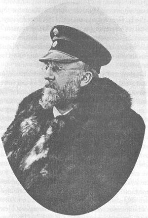 Nikolai Petrovsky - Nikolai Petrovsky
