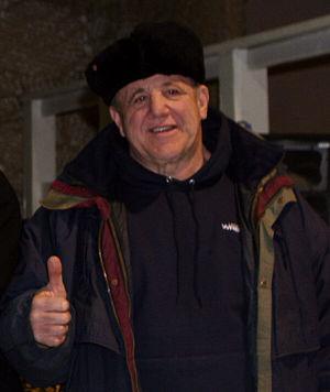 Nikolai Volkoff - Volkoff in 2008.