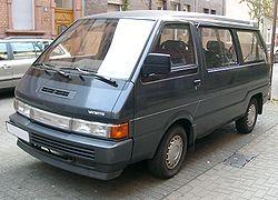 Nissan Vanette front 20071029.jpg