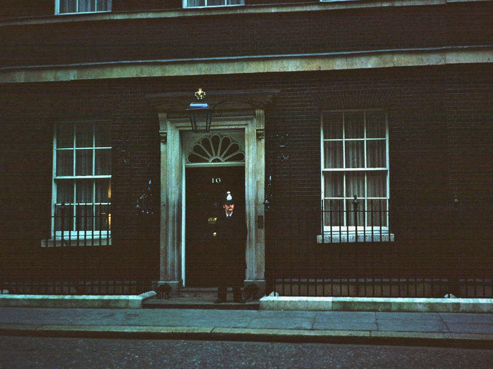 No. 10 Downing Street in 1977 (2414669655)