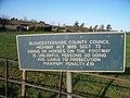 No horses allowed - geograph.org.uk - 1610938.jpg