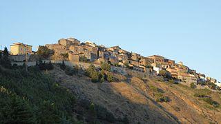 Nocara Comune in Calabria, Italy