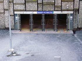 Gare de noisy le grand mont d 39 est wikip dia for 9 porte de neuilly noisy le grand