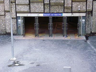 大努瓦西-东山站