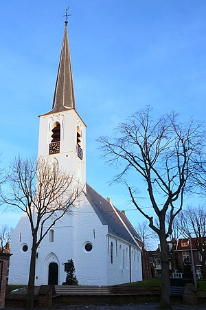 Noordwijkerhout - Church:Witte kerkje