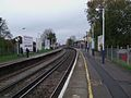 Norbiton station look west.JPG