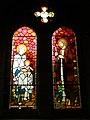 North Aisle, East Window. All Saints, Hollesley. (3969329342).jpg