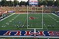 North Texas vs. Southern Methodist football 2017 10 (North Texas on offense).jpg