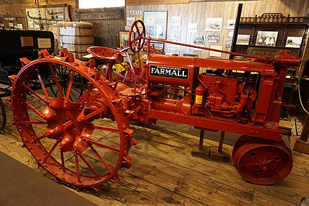 farmall tractor hd wallpapers - photo #11