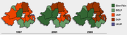 Northern Ireland election seats 1997-2005.png