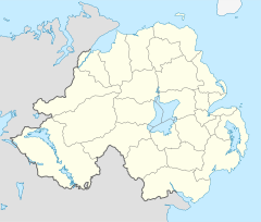 Cushendun is located in Northern Ireland