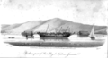 Northern part of Port Royal Harbout Jamaica 1806.png