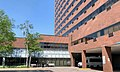 Northwest Airlines History Center-Crowne Plaza Aire Hotel entrance.jpg