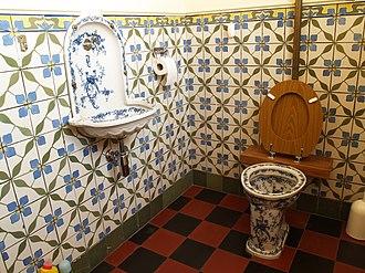 Toilet (room) - Image: Notariskantoor Valkenswaard 10
