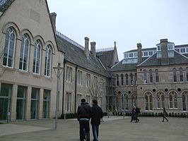 Nottingham Trent University, Newton Campus.jpg