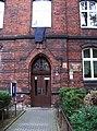 Nový Bohumín, Husova 283, Střední škola Bohumín, vchod.jpg