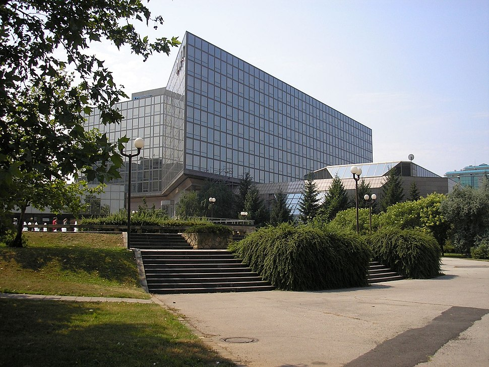 Novi Beograd - Hotel Hyatt 01